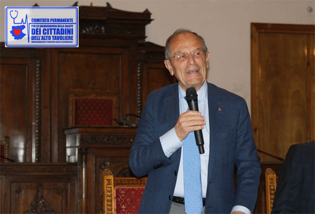 Grande successo per il convegno sulle strategie di prevenzione per vincere i tumori con il Prof. Francesco Schittulli che si è tenuto a Torremaggiore il 3 maggio 2019