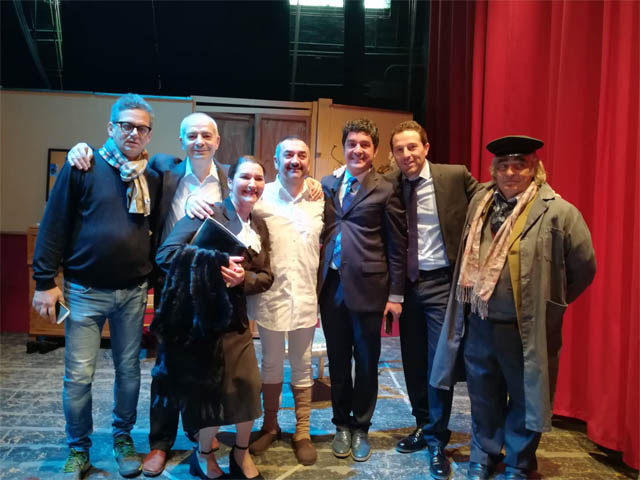 Comunicato sulla futura realizzazione della commedia di Paolo Di Capua a Torremaggiore