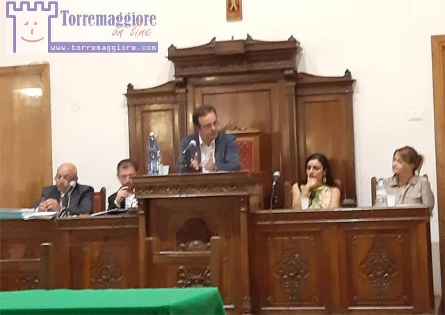 Torremaggiore: convocato il consiglio comunale il 29 settembre 2020 con otto punti all'ordine del giorno