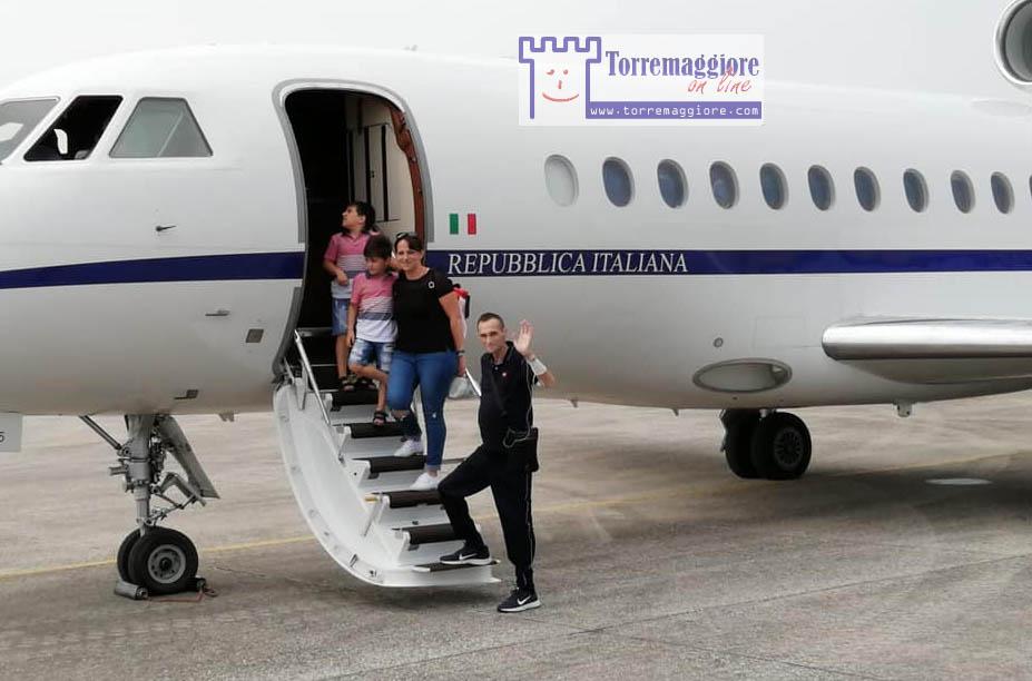 Il sanseverese Gianpiero Saglimbene vola a New York per sottoporsi ad un'operazione contro un raro sarcoma che lo ha colpito