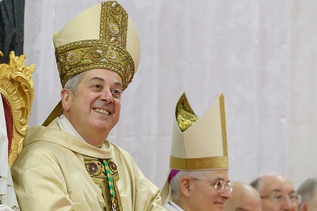 24 gennaio 2021, Domenica della Parola di Dio: Santa Messa alle ore 19 con il Vescovo S. Ecc.za Mons Giovanni Checchinato presso la Parrocchia Spirito Santo di Torremaggiore