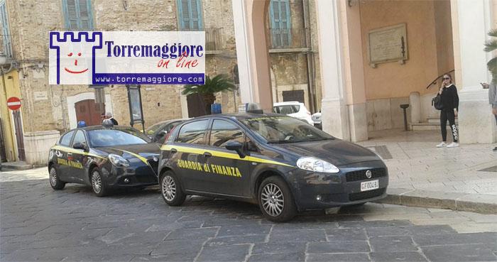 Tempesta al Comune di Torremaggiore: arrestato geometra da parte delle fiamme gialle con accusa di truffa aggravata e falso in atto pubblico