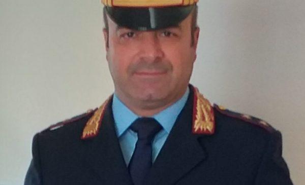 Tenente Donato Sangiorgio - Comandante della Polizia Locale di Riccia (CB) - www.torremaggiore.com  -