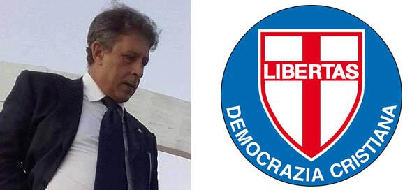 Ruggiero Del Grosso nominato coordinatore nazionale vicario del terzo settore del partito storico Democrazia Cristiana