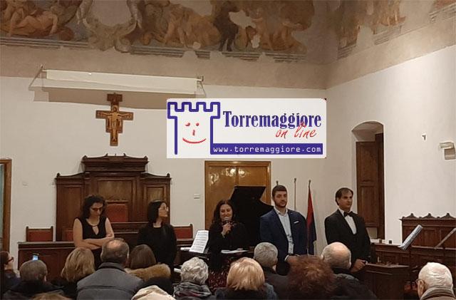 Il 2020 si apre in musica con i Solisti di Capitanata al Castello Ducale De Sangro di Torremaggiore