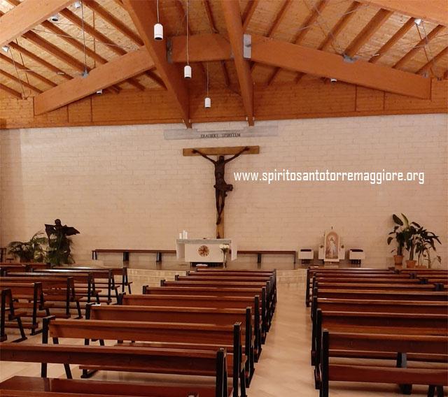 Novena dell'immacolata della Parrocchia Spirito Santo di Torremaggiore on line dal 29 novembre all'8 dicembre 2020 alle ore 20