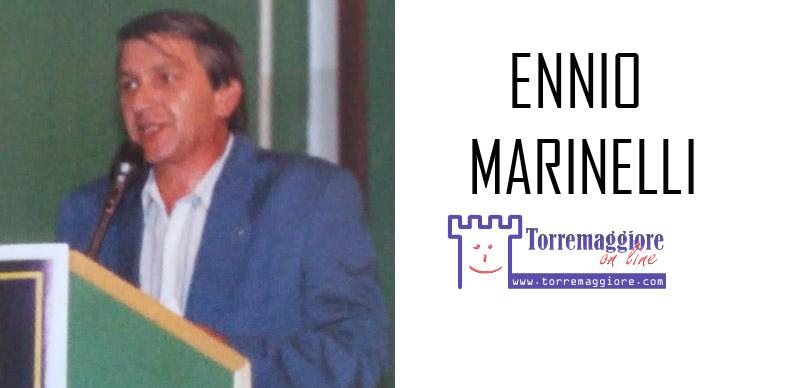 1 maggio 2021, monito di Ennio Marinelli: senza il lavoro non esiste nessuna festa