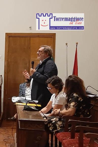 FRATELLI D'ITALIA HA ESPRESSO VOTO CONTRARIO ALL' APPROVAZIONE DEL BILANCIO DI PREVISIONE 2021/2023 DEL COMUNE DI TORREMAGGIORE