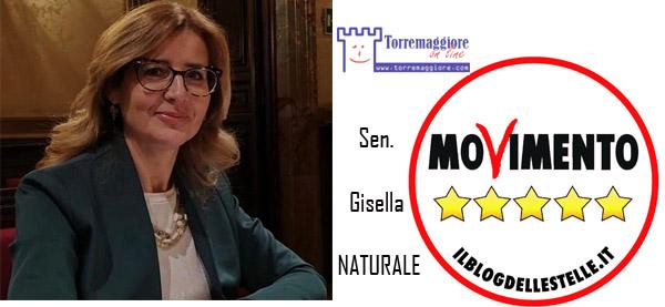 Comunità energetiche, proposta al Comune di Torremaggiore da parte della Senatrice Gisella Naturale (M5S)