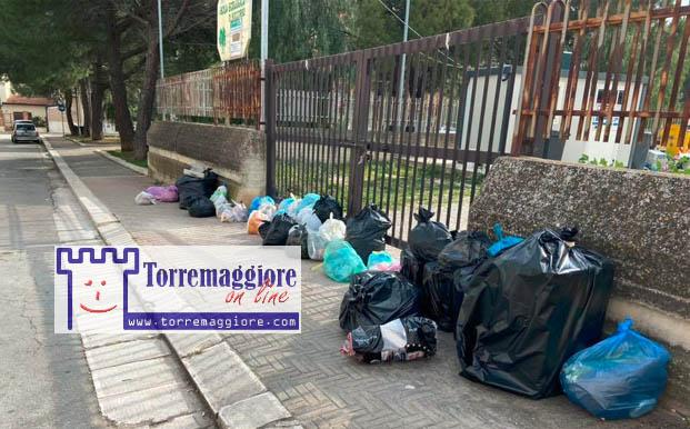 Torremaggiore: isola ecologica chiusa e ritardi nel ritiro dell'immondizia il 10 marzo 2020, la risposta ufficiale del sindaco Di Pumpo