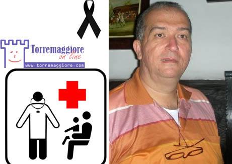 Coronavirus Covid19: deceduto il medico titolare di Continuità Assistenziale Guardia Medica di Torremaggiore dr Antonio Maghernino