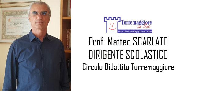 Riflessione del Dirigente Scolastico Prof Matteo Scarlato sul COVID-19: formeremo anche gli anticorpi socio-politico-economici?!