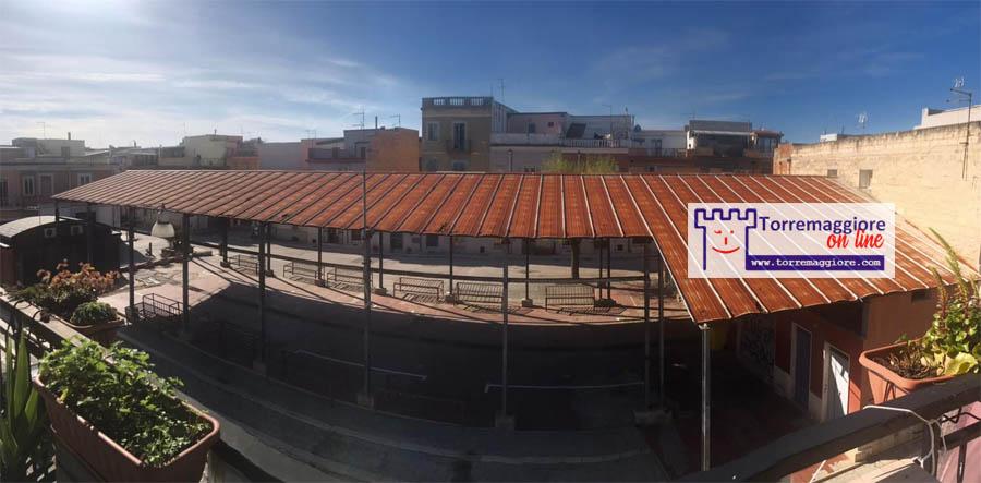 Il mercato rionale di Via Savonarola sarà trasferito in Piazza Martiri delle Foibe ( ovvero tra Via Foggia e Via Montebello) dal  20 settembre 2021 fino al termine dei lavori di riqualificazione