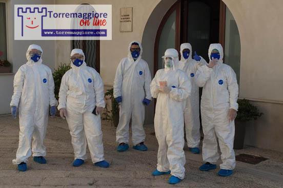 Il Gruppo Telesforo in soccorso della Casa di Riposo Sacro Cuore di Torremaggiore