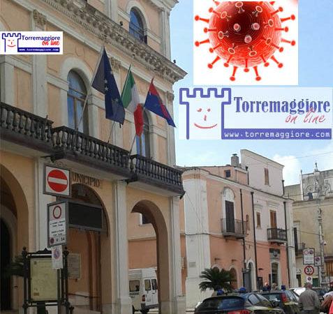 Aggiornamento Coronavirus a Torremaggiore al 29 novembre 2020: la nota del sindaco