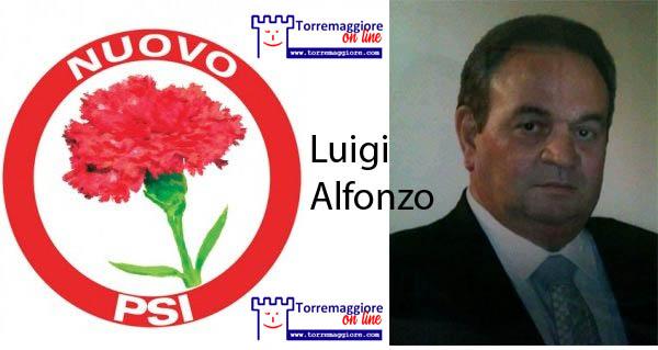 Nel decennale della dipartita di Luigi Alfonzo, il ricordo della segreteria provinciale del Nuovo PSI di Foggia