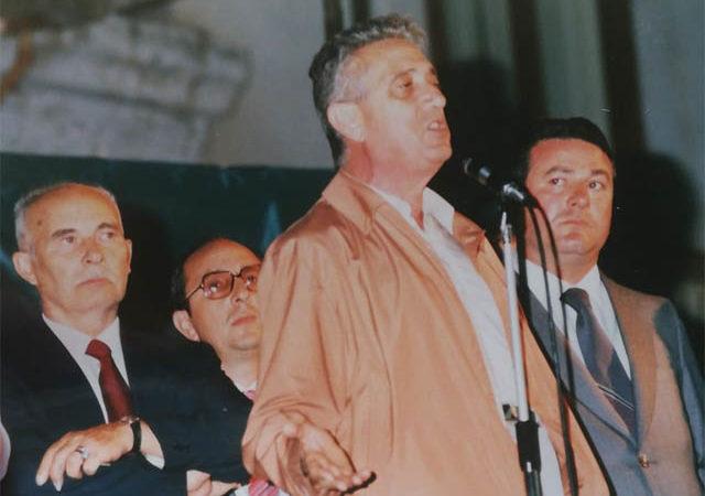 Torremaggioresi illustri: il 24 dicembre 1999 moriva l'Avv On Sen Ferdinando Marinelli: insigne penalista, oratore eccellente e politico brillante. Torremaggiore.Com NON dimentica