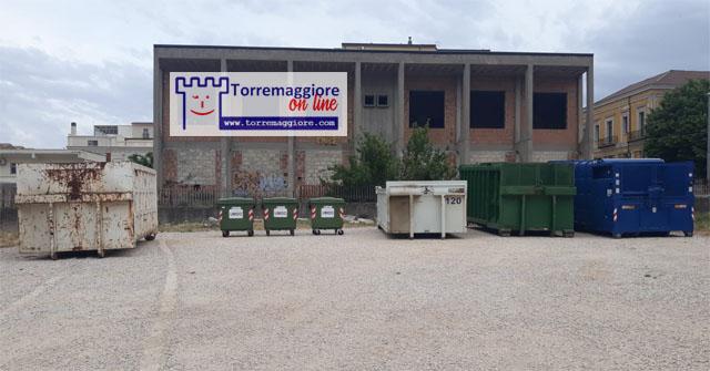 Riapre l'isola ecologica a Torremaggiore con novità per la collettività
