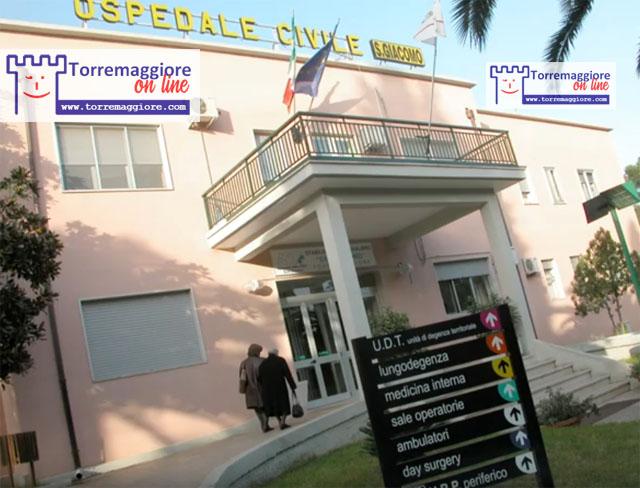 Regionali Puglia 2020, centrodestra : Ospedale di Torremaggiore, la vera storia in un video la cronistoria dal 2002 al 2020