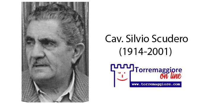 30 maggio 2001 – 30 maggio 2020: ricordiamo la scomparsa dell'illustre Cav Silvio Scudero