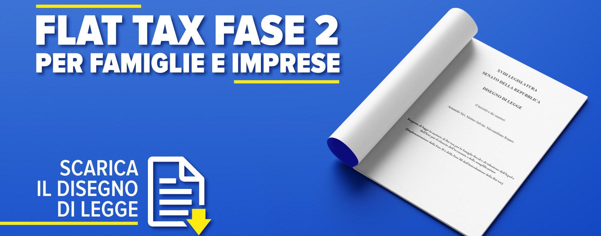 Gazebo Flat Tax il 27 e 28 giugno 2020 a Torremaggiore su Corso Giacomo Matteotti dalle ore 11 alle ore 21