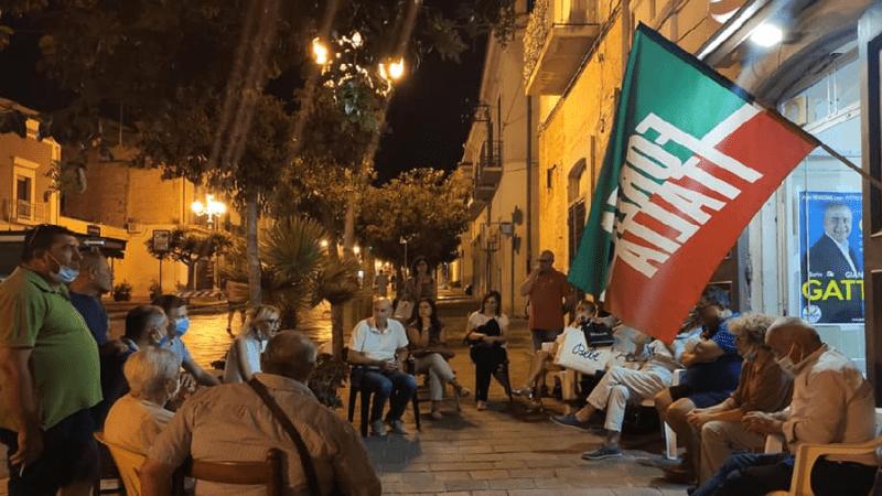 Resoconto della visita di Lorena Di Salvia alla sede di Forza Italia a Torremaggiore