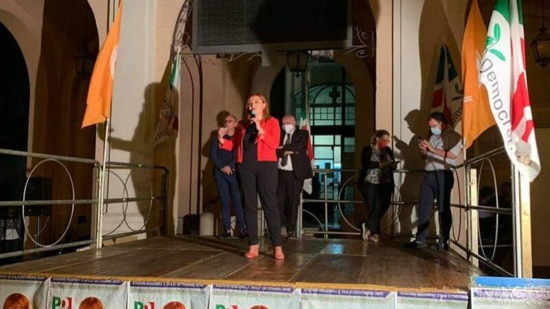 Regionali Puglia 2020: appello al voto della candidata torremaggiorese al consiglio regionale Antonietta Leccese del PD
