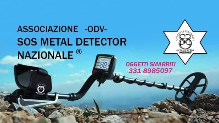 Bonifica dei terreni a Torremaggiore con l'ausilio del metal detector: progetto dell'associazione SOS Metal Detector Nazionale