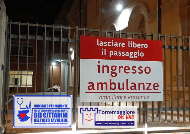 Pazienti positivi asintomatici covid ricoverati al PTA San Giacomo di Torremaggiore: il Comitato Salute Alto Tavoliere lancia monito alle istituzioni