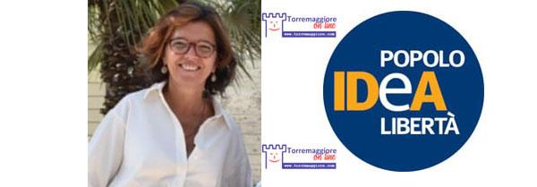 Torremaggiore: la consigliera di opposizione Massima Manzelli ribatte alla segreteria cittadina del PD