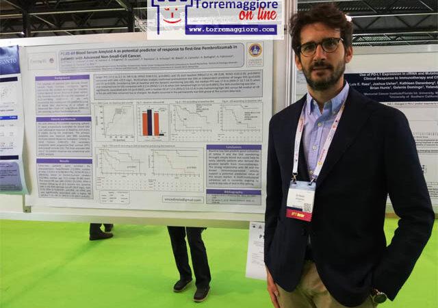 All'oncologo torremaggiorese Vincenzo Di Noia il Premio Roche 2019