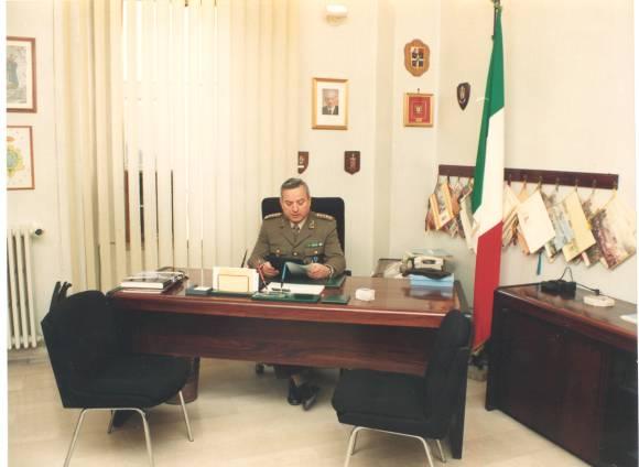 Torremaggioresi illustri: è deceduto il Generale  Giovanni Lamedica