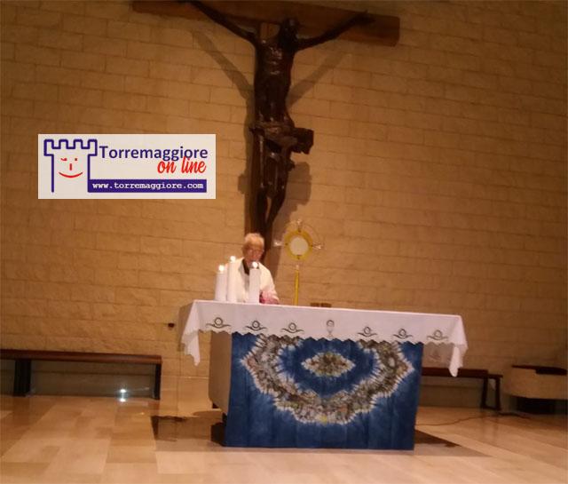 E' deceduto Padre Cipriano De Meo, il cordoglio della Parrocchia Spirito Santo di Torremaggiore