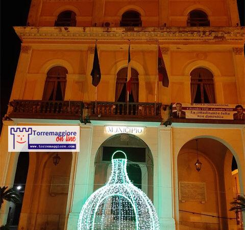 Natale 2020: il video messaggio del sindaco di Torremaggiore e degli assessori