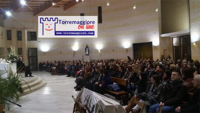 Mercoledì delle Ceneri 17 febbraio 2021: programma della Parrocchia Spirito Santo di Torremaggiore