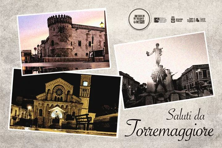 Il 10 gennaio 2021 in diretta dal Teatro Luigi Rossi di Torremaggiore Indovina chi viene a (s)cena con Teatro Pubblico Pugliese