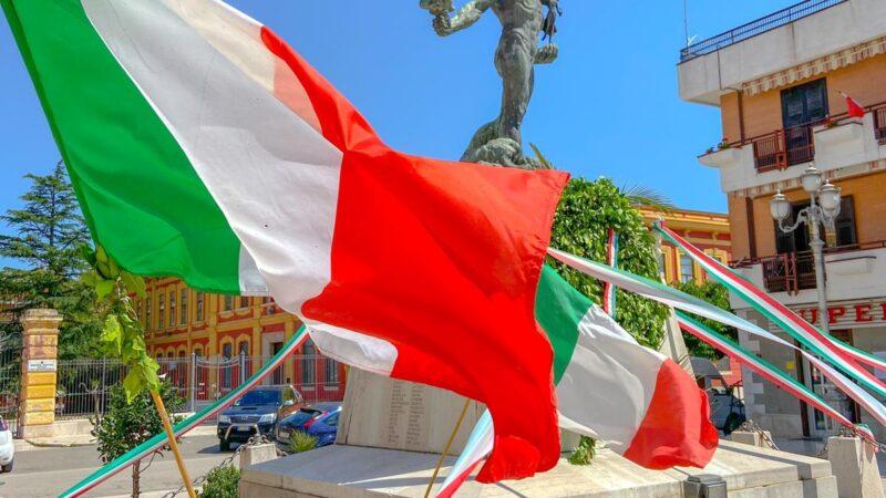 7 gennaio 2021: giornata nazionale del Tricolore, nota di Fratelli d'Italia Torremaggiore
