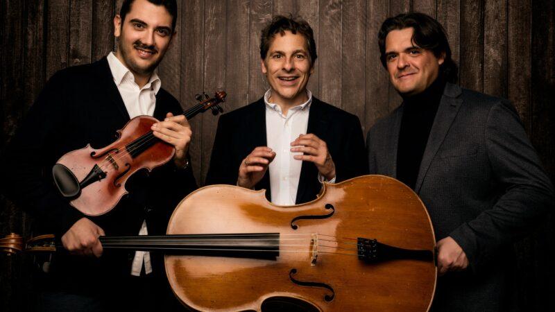Ufficiale: è il torremaggiorese Ferdinando Trematore  il nuovo violinista del Trío Arbós, arrivata la conferma dal Centro Nacional de Difusión Musical di Madrid