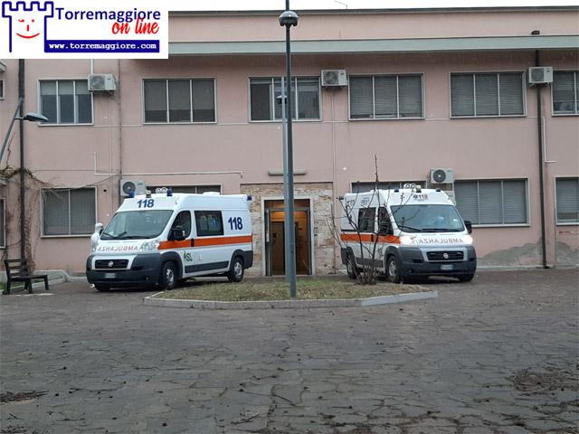 Prosegue l'attività al PTA San Giacomo di Torremaggiore al reparto Covid-19 Post Acuzie