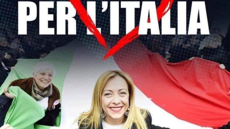 Fratelli d'Italia Torremaggiore: Auguri a chi ama l'italia 14 febbraio 2021