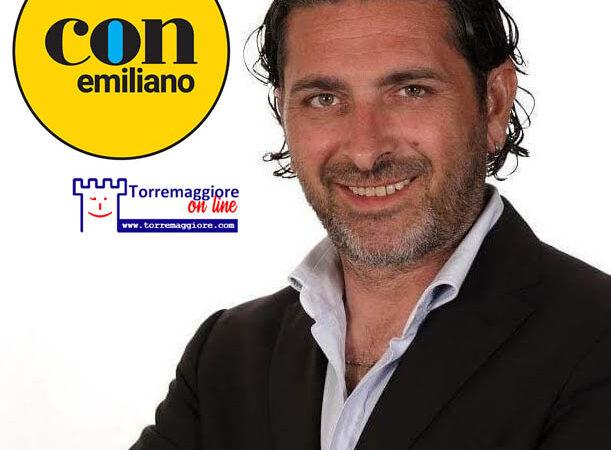 Torremaggiore:costituito in consiglio comunale il Gruppo Con Emiliano, il capogruppo è Raffaele De Santis