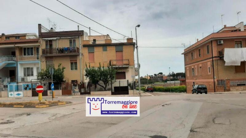 Incrocio pericoloso tra Via Gorizia e Via Aldo Moro a Torremaggiore :  i cittadini chiedono il posizionamento di dossi per evitare incidenti