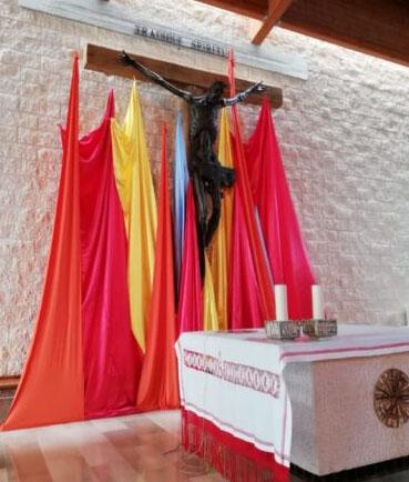 23 maggio 2021: solennità di Pentecoste presieduta dal Vescovo Mons Giovanni Checchinato alle ore 10 presso la Parrocchia Spirito Santo di Torremaggiore