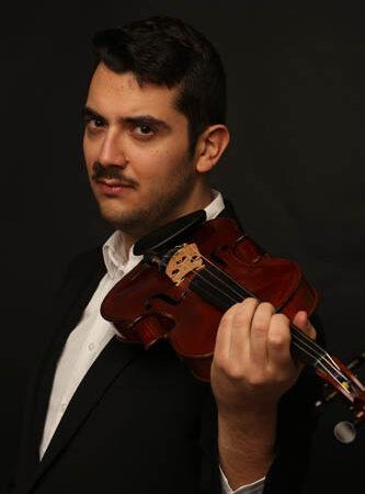 Calendario europeo dei concerti che terrà il violinista torremaggiorese Ferdinando Trematore dal 25 aprile al 29 maggio 2021