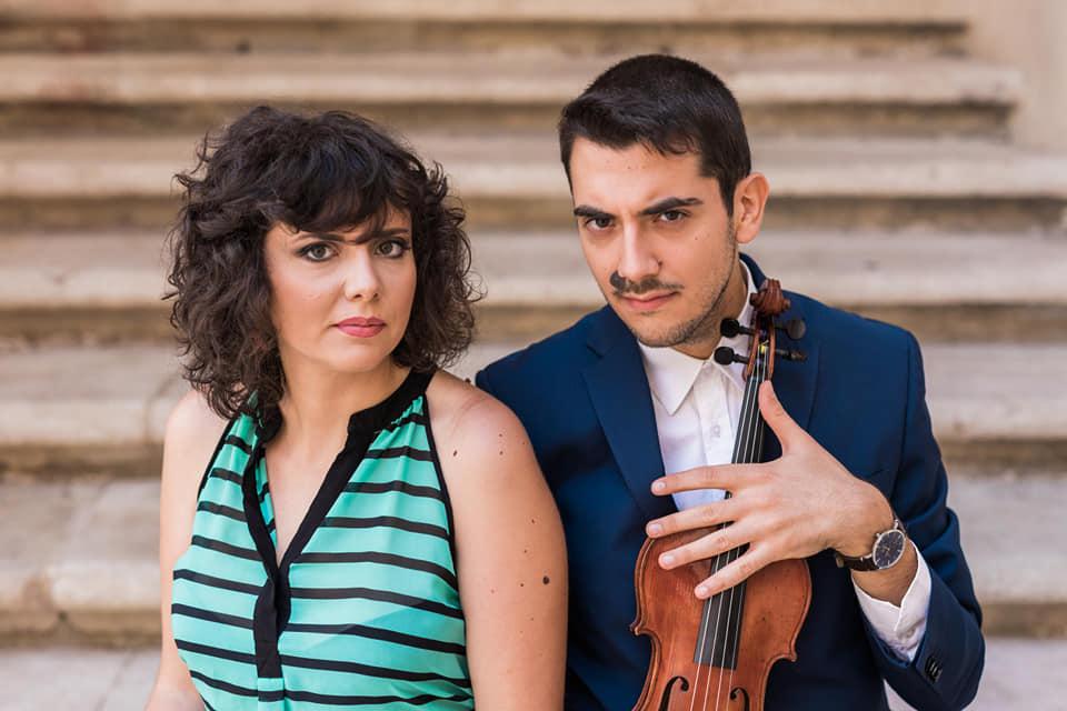 Il duo federiciano composto da Ferdinando ed Angela Trematore si esibirà al Teatro della Scala di Milano il 15 giugno 2021 alle ore 18.30