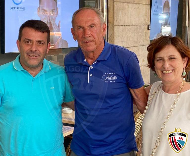 Foggia Calcio: il terzo gradito ritorno di mister Zeman
