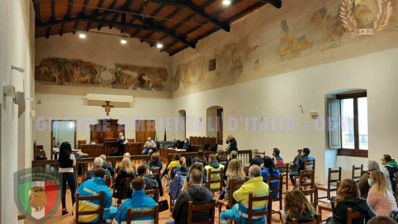 Consegnati gli attestati del Corso di formazione per Ispettori Ambientali organizzato dalle Guardie Ambientali D'Italia e patrocinato dal Comune di Torremaggiore